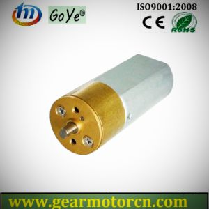 15mm Dia. for Secutiry & Safe Industrial Robtics Electric Valve Mini DC Gear Motor