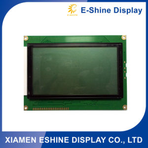 240128 Matrix Dots LCD Display Module with Green Backlight pictures & photos