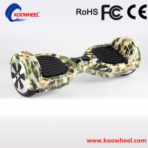 6.5 Inch Bluetooth Speaker Samsung 18650 Battery Scooter Electric Balance Vehicle pictures & photos