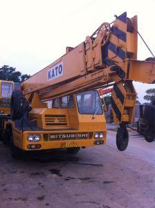 Used Kato 25t Truck Crane (NK-250E) pictures & photos