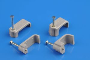 Twin and Earth Cable Clips pictures & photos
