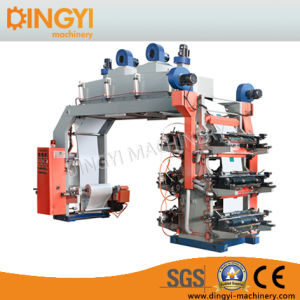Six Color Flexo Printing Machine (DY-6800) pictures & photos