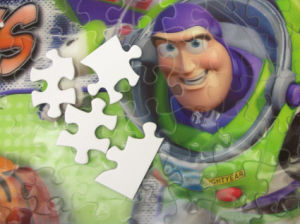 Educational Toy Custom Cartoon 3D Jigsaw Puzzle pictures & photos
