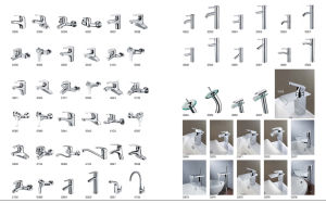 Hot Selling Kitchen Tap and Faucet for Spanish Market (LT-018) pictures & photos