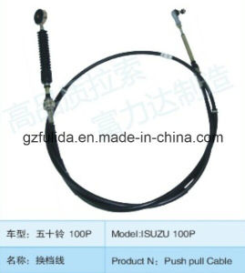 Auto Gear Shift Cable Available for Isuzu 100p pictures & photos