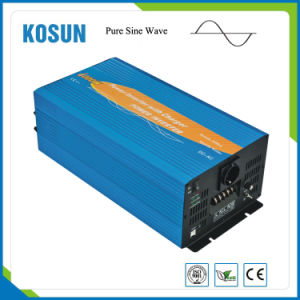 4000W Pure Sine Wave Inverter with AC Charger pictures & photos