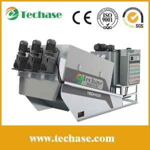 Techase-Sludge Dewatering Filter Press Machine for Food Processing Plant pictures & photos