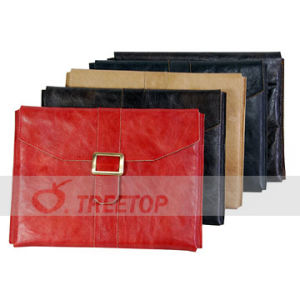 Envelope Leather Sleeve for Apple iPad 2 (A2PUSLBR02)