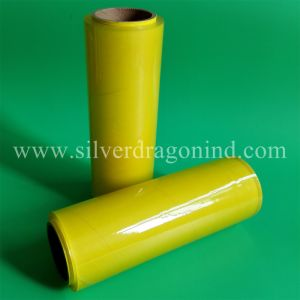 Food Grade PVC Cling Film with Low Price pictures & photos
