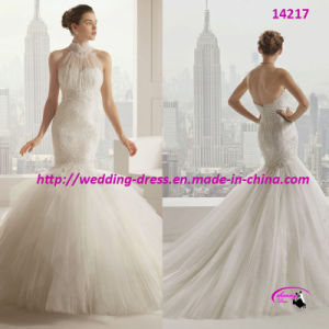 2015 New Arrival Sexy Wedding Dress with Trumpet pictures & photos