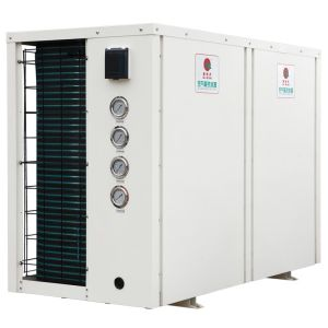 China Air Source Heat Pump Pool Water Heater Hlrd55 Yc China Air Heat Pumps Heat Pump Pool