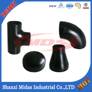 ASME B 16.9 8 Inch Carbon Steel Seamless Pipe Fitting Tee pictures & photos