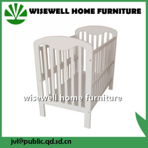 Wood Material and Crib Style Baby Cot pictures & photos