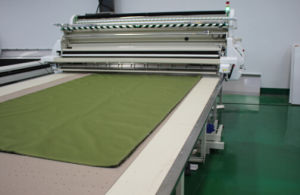 TM 190 Automatic Cloth Spreading Machine Cloth Fabric Spread Machine pictures & photos