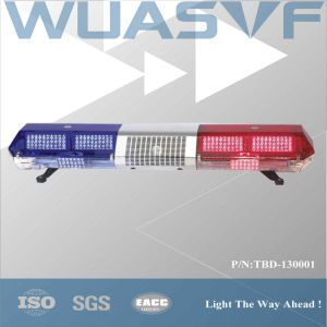Red Blue 1.2m Light Bar for Firefighting Truck pictures & photos