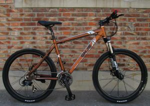 "26"" Alloy MTB with Shimano 24sp Hardtail Mountain Bikes"