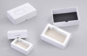 Rigid Cardboard Paper Gift Box with EVA Tray pictures & photos
