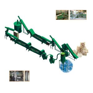Pet/PE/PP/PVC Bottle Recycling Machine (crushing/washing/drying) pictures & photos