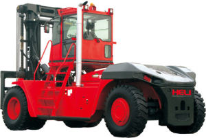 G Series 28-32t I. C. Counterbalanced Forklift pictures & photos
