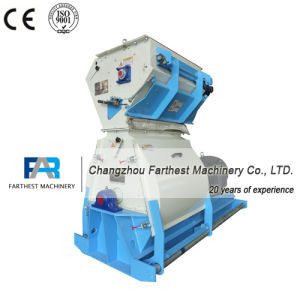 Tear Circle Type Barley Crushing Machinery pictures & photos