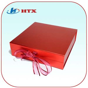 Hot Promotion Red Cardboard Paper Box/Gift Box