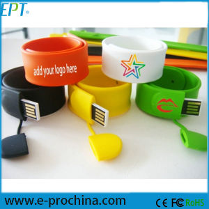 Promotional Waterproof Wirstband Pendrive USB Flash Drive (EG004) pictures & photos