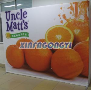 Pop up Fabric Wall/Custom Pop up/out Banner pictures & photos