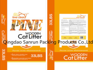 PP Woven Bag Used for Cat Litter pictures & photos