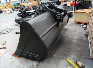 Doosan Excavator Dx140 1800mm Mud Bucket with Two Blade pictures & photos