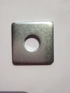 Square Taper Washer Zinc Plated DIN 434 pictures & photos