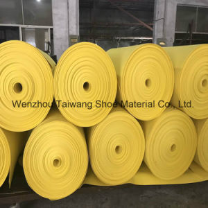 Closed Cell EVA Foam with Single Side Adhesive Sealing pictures & photos