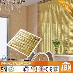 Living Room Wall Golden Mirror Glass Mosaic (R530001) pictures & photos