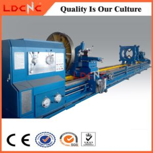 China Light Duty Manual Horizontal Precision Lathe Machine Cw61160 pictures & photos