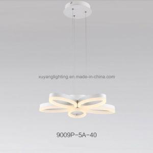 Five Petals Pendant Light, LED Decorative Pendant Lamp for Residental