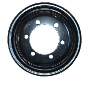 China Top Quality Steel Car Wheel Rims 4jx13 for Tire 5.50-13/5.00-13 /6.00-13 pictures & photos