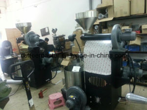 15kg Gas Coffee Roaster/15kg Coffee Bean Roasting Machine pictures & photos