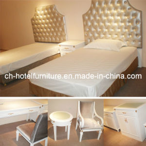 2014 Standard Luxury Chinese Wooden Restaurant Hotel Bedroom Furniture (GLB-100009) pictures & photos