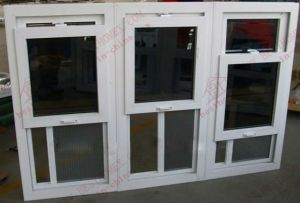 High Quality PVC Double Hung Window (BHP-LW05) pictures & photos