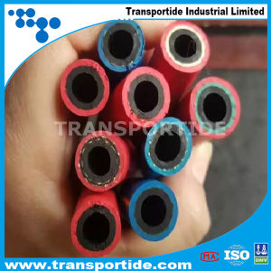 Fiber Braided Reinforced High Pressure Air Hose/Oil Hose pictures & photos