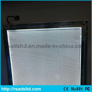 High Quality Acrylic Light Guide Panel for Light Box