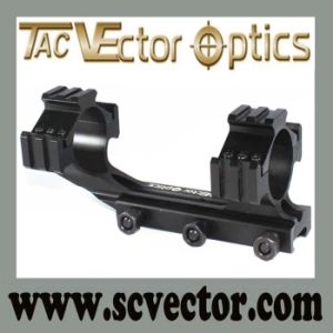 Vector Optics Hydra Tactical 35mm One Piece Riflescope Weaver Mount Ring 3 Rails pictures & photos