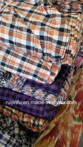 "100% Cotton Yarn Dyed Stocklot Fabric 21X21 60X52 57/8"""