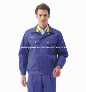 Men′s Work Uniform, Custom Clothes (LA-BS1027) pictures & photos
