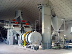 Inorganic Fertilizer Production Machine