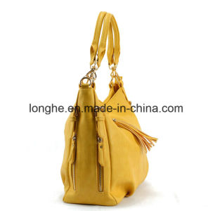 2015 New Tassel Designer Leather Fashion Handbags (ZX051) pictures & photos