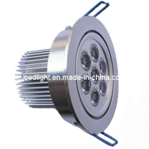 AC85-265V 7W LED Spotlight for Shop Lighting (S1058007W)