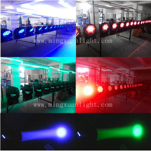 36PCS 6in1 Zoom Stage Lighting LED Moving Head (YS-205) pictures & photos