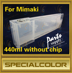 Refill Ink Cartridge for Mimaki DX4/DX5 Printer (440ml without chip) (ACC-RIC-002) pictures & photos