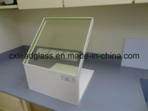 Machine Lead X-ray Safety Glass Uses for Dental Clinics pictures & photos