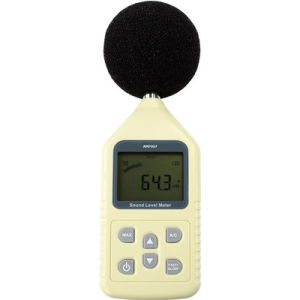 Digital Sound Level Meter (AMF007) pictures & photos
